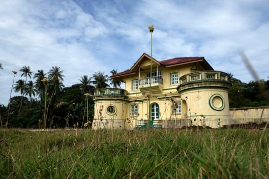 Istana kantor