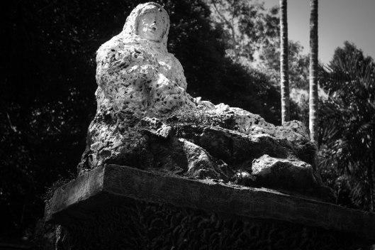 humanity statue galang